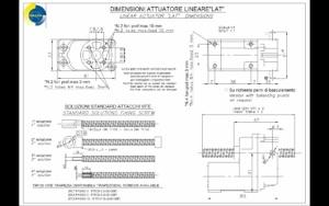 Liniowe siłowniki elektryczne - Seria LAT bez tłoczyska - katalog